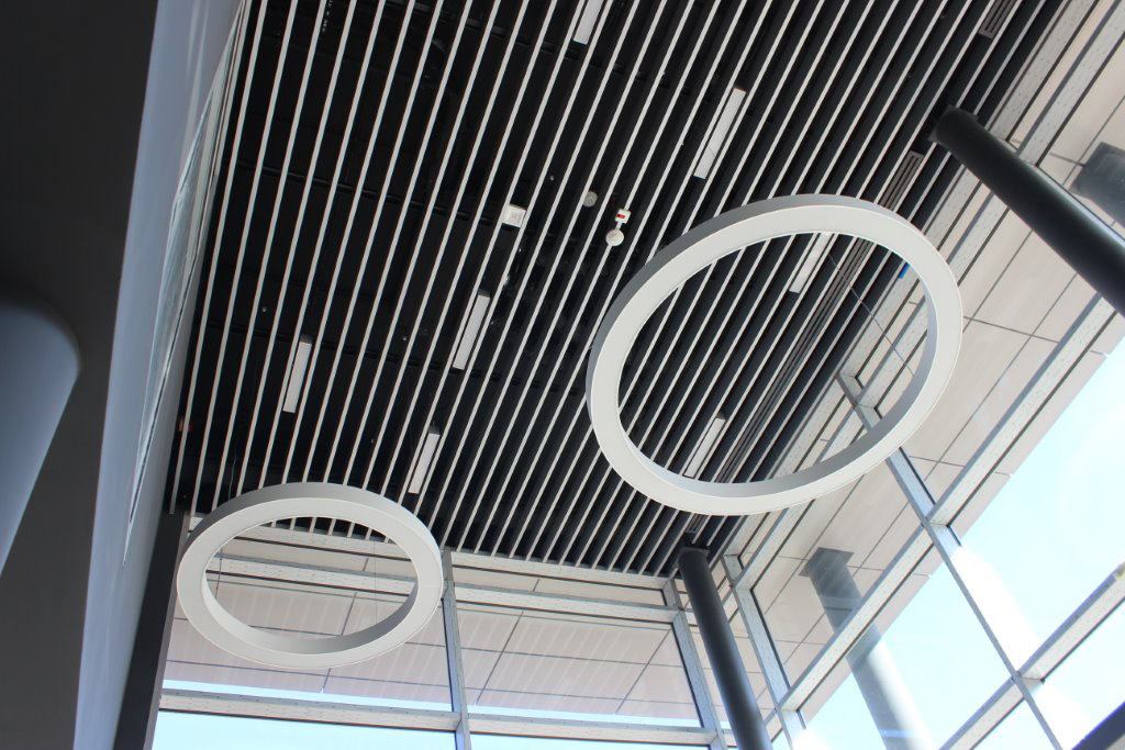 Baffles 187 Ceilings And Lighting